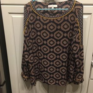 Women's Tunic Blouse